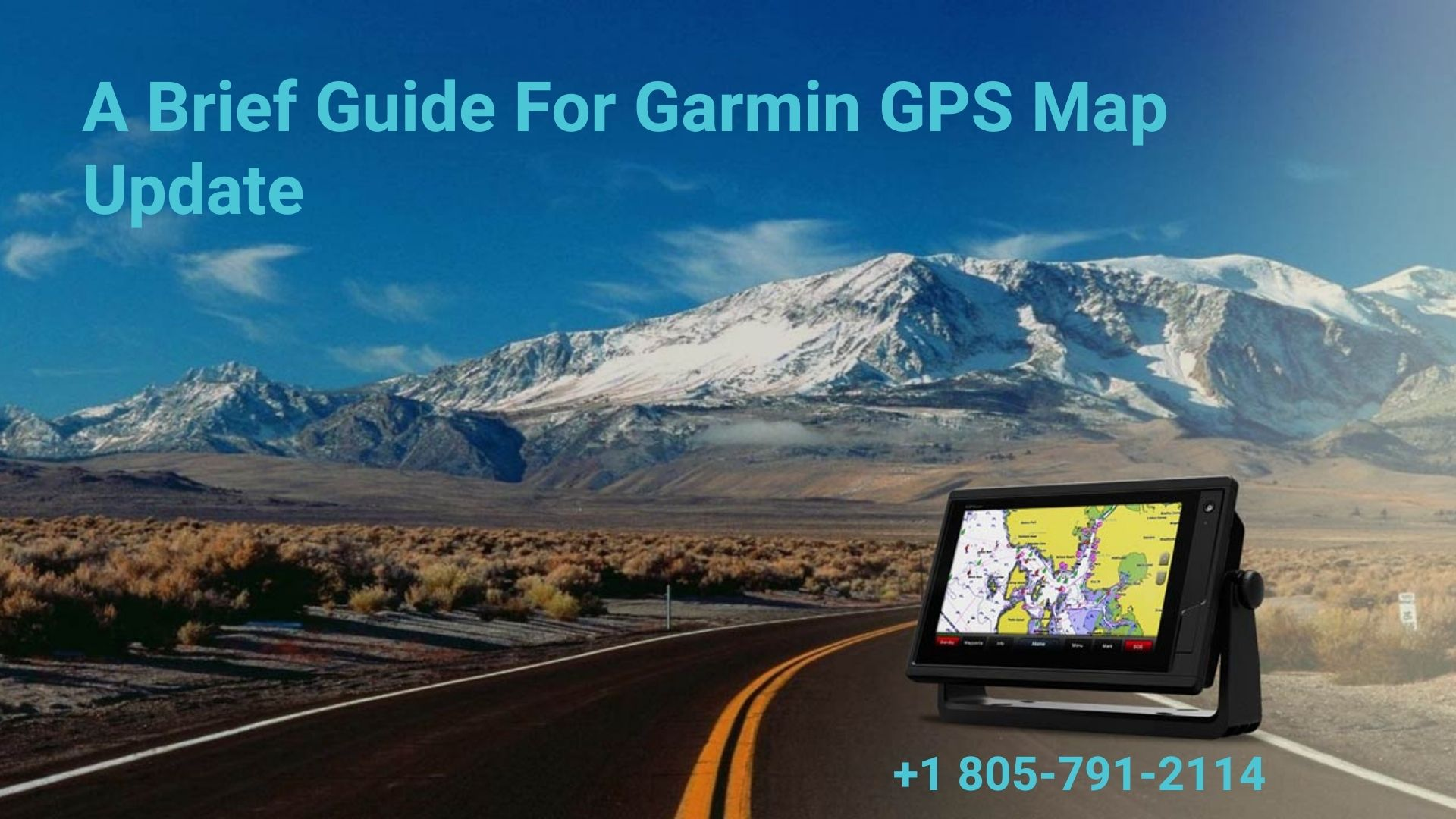 A Brief Guide For Garmin GPS Map Update