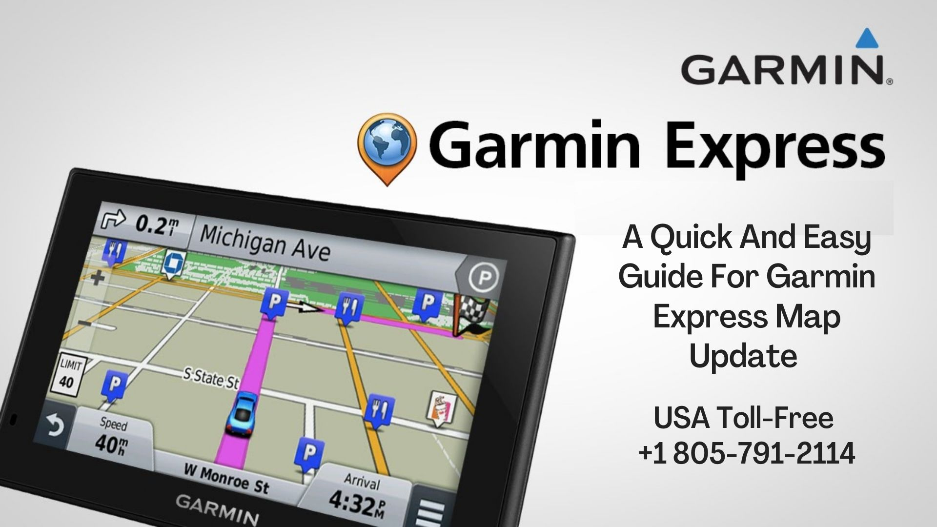 A Quick And Easy Guide For Garmin Express Map Update